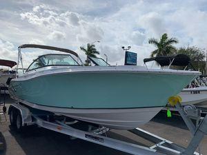 New Nauticstar 2302 LDC Cruiser Boat For Sale