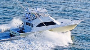 Used Viking Convertible Sportfish Sports Fishing Boat For Sale