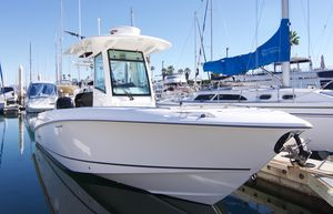 Used Boston Whaler 280 Outrage Saltwater Fishing Boat For Sale