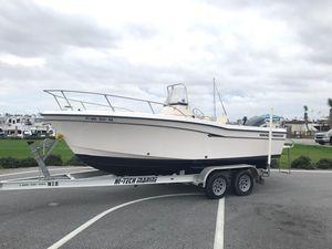 Used Grady-White Escape 209 Sports Fishing Boat For Sale