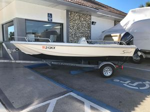 Used Scout 151 Side Console High Performance Boat For Sale