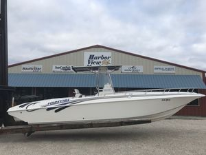 Used Fountain 29 Center Console29 Center Console Center Console Fishing Boat For Sale