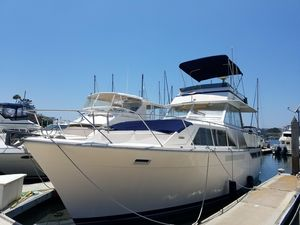 Used Pacemaker Motor Yacht For Sale