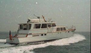 Used Huckins Cockpit Motoryacht Motor Yacht For Sale