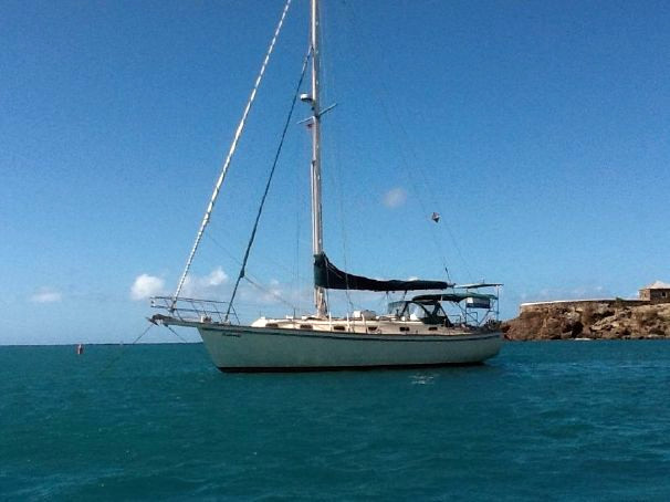 Used Island Packet Yachts 38 Cruiser Sailboat For Sale