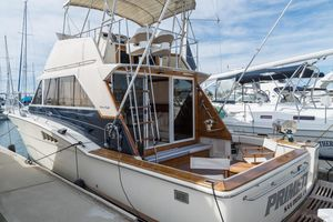 Used Chris-Craft Sports Fishing Boat For Sale
