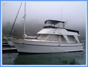 Used C & L Europa Trawler Boat For Sale