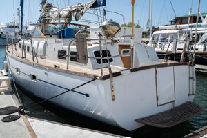 Used Maple Leaf Center Cockpit Sailboat For Sale