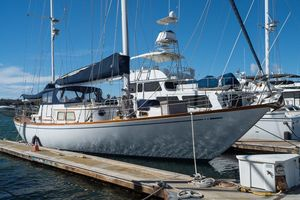 Used Mason 63 Ketch Cruiser Sailboat For Sale