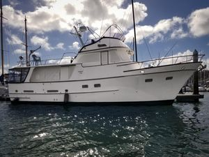 Used Defever 49 Pilothouse Cruiser Boat For Sale