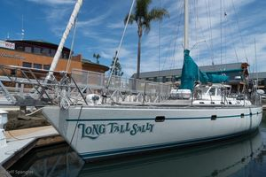 Used Tayana 55 ' Center Cockpit Cruiser Sailboat For Sale