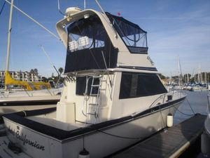 Used Californian Convertible Fishing Boat For Sale