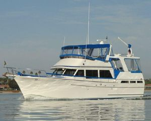 Used Sea Ranger 46 Trawler Boat For Sale