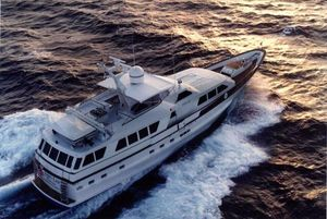 Used Ortona Navi RPH Motor Yacht For Sale