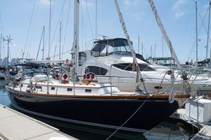 Used Mason 44 Cutter Sailboat For Sale
