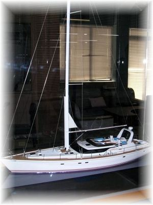 New Tayana Dynasty 72 Cruiser Sailboat For Sale