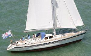 New Tayana 55 Deck Salon Cruiser Sailboat For Sale