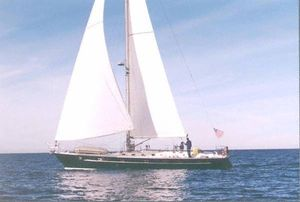 New Tayana Fixed Keel Cutter Cruiser Sailboat For Sale