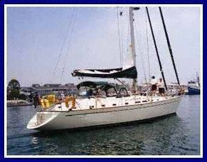 New Tayana Cutter - Recessed Transom Cruiser Sailboat For Sale