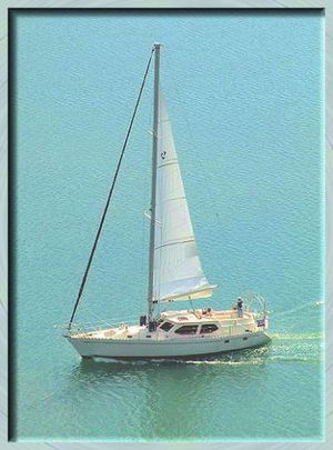 New Tayana Pilot House Cruiser Sailboat For Sale