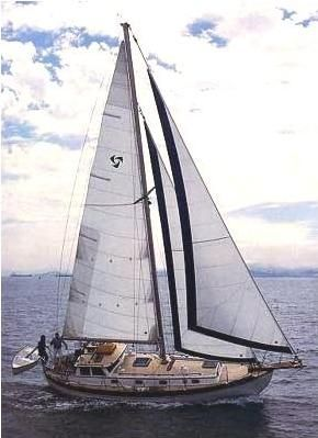 New Tayana Mark II Cutter Cruiser Sailboat For Sale