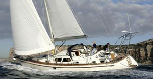 New Tayana Decksaloon Cruiser Sailboat For Sale
