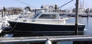 Used Carman 27 Pilot House Pilothouse Boat For Sale