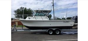 Used Parker 2510 XL Walkaround2510 XL Walkaround Fishing Boat For Sale
