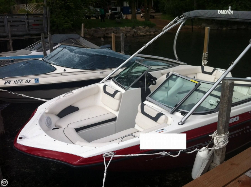 Used Yamaha AR190 Bowrider Boat For Sale