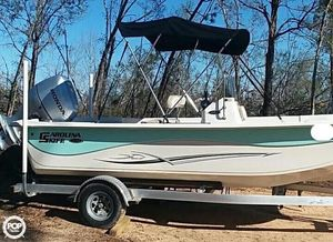 Used Carolina Skiff 21 Ultra Skiff Fishing Boat For Sale