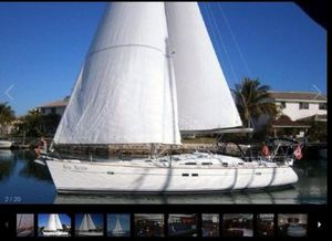 Used Beneteau 473 Dinghie Sailboat For Sale