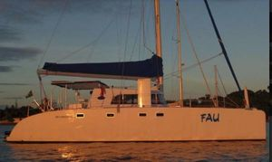 Used Dolphin 42 Ocema Catamaran Sailboat For Sale