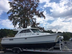Used Aspen 32 Power Cat Power Catamaran Boat For Sale