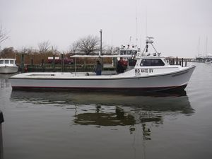 Used Evans 48 Commercial Boat For Sale