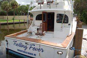 Used Cape Fear Sport Fisherman Convertible Fishing Boat For Sale