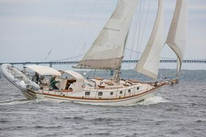 Used Shannon 43 Cutter Sailboat For Sale