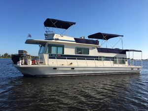 Used Houseboat Delta Clipper House Boat For Sale