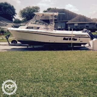 Used Grady-White 272 Sailfish WA Walkaround Fishing Boat For Sale