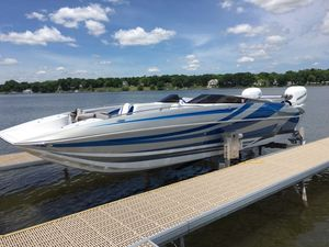 Used Nordic 26 Deck Cuddy Cabin Boat For Sale