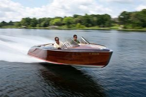 Used Custom Saetta Classic Runabout Other Boat For Sale