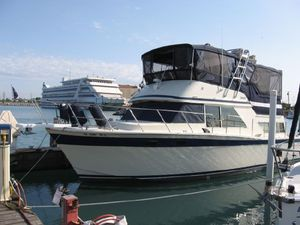 Used Chris-Craft 380 Corinthian Motor Yacht For Sale