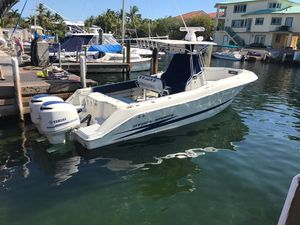Used Hydra-Sports 2800 CC Vector Center Console Fishing Boat For Sale