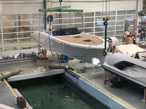 New Frauscher 1017 GT High Performance Boat For Sale