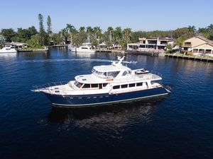 Used Marlow 78E Trawler Boat For Sale