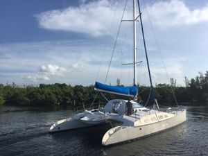 Used Outremer 43 Catamaran Sailboat For Sale