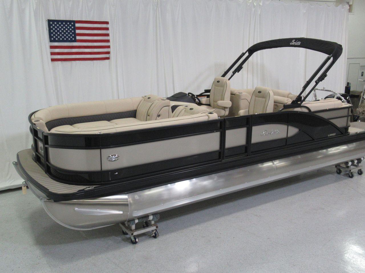 Tritoon For Sale >> 2019 New Barletta L25qc Tritoonl25qc Tritoon Pontoon Boat For Sale