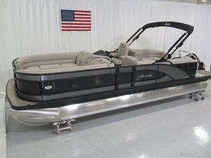 New Barletta L25QL25Q Pontoon Boat For Sale