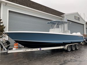 New Contender 32 ST Center Console Fishing Boat For Sale