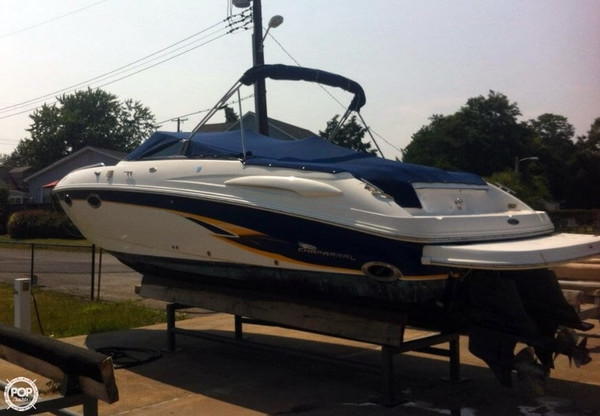 Used Chaparral 285 SSi Express Cruiser Boat For Sale