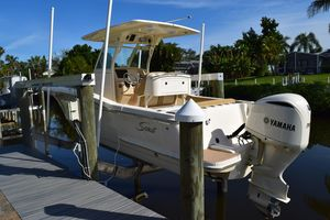 Used Scout 255 LXF Sports Fishing Boat For Sale